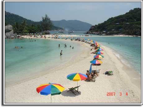 Nangyuan Island Samui